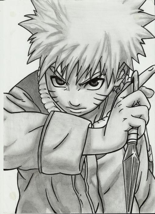 Naruto by sayajin71
